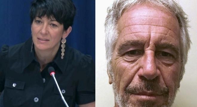 Ghislaine é principal figura associada à Epstein, acusado de tráfico sexual