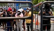 Polícia retoma controle de prisão no Equador após motim