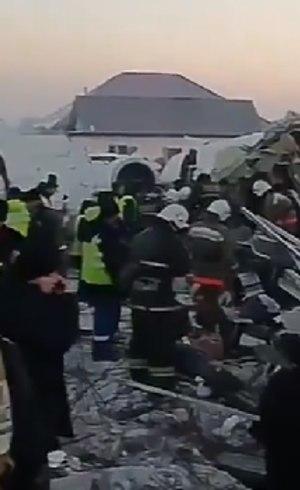 Ao menos 35 pessoas feridas