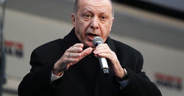 Erdogan lamenta que a Turquia não possua armas nucleares