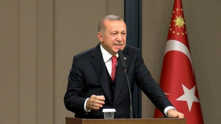 Erdogan diz que fitas de Khashoggi foram entregues a 12 países