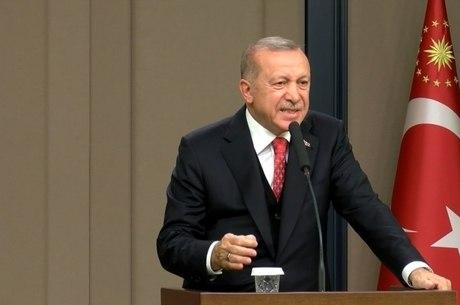 Erdogan: 12 países receberam as fitas do caso Khashoggi