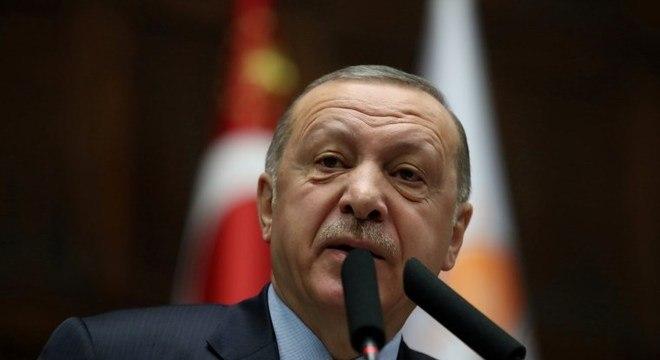 Governo de Erdogan mandou prender mais de 1000 dissidentes