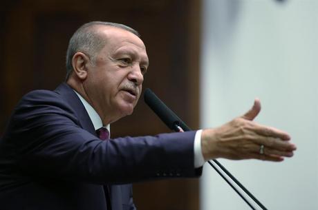 Erdogan ameaça libertar prisioneiros jihadistas na Europa