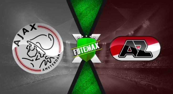 Nos Países Baixos, o impasse Ajax X AZ Alkmaar