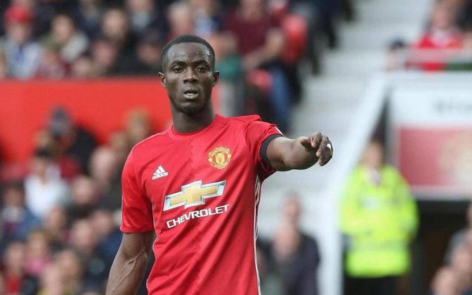 Eric Bailly - Clube: Manchester United - Seleção: Costa do Marfim - Posição: Zagueiro - Idade: 27 anos - Valor segundo o Transfermarkt: 15 milhões de euros (aproximadamente R$ 90,68 milhões)