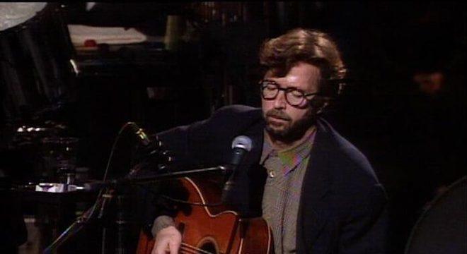 Eric Clapton no Acústico MTV