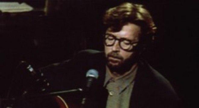 """Eric Clapton prepara reedição expandida do """"Umplugged"""" para Outubro"""