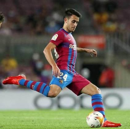 Eric García: Barcelona - 20 anos - defensor
