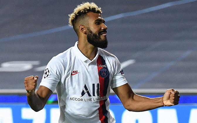 Eric Maxim Choupo-Moting (atacante/31 anos) – Vice-campeão da Champions com o PSG, teve seu contrato terminado em setembro de 2020 após a descisao do torneio. Tem o preço de mercado avaliado em 4 milhões de euros (por volta de 25 milhões de reais).