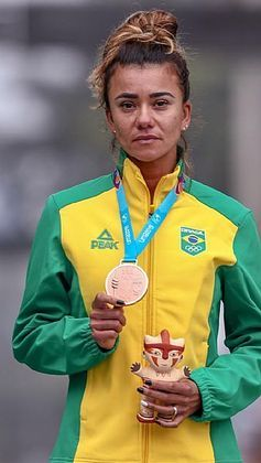 Erica de SenaMarcha atlética