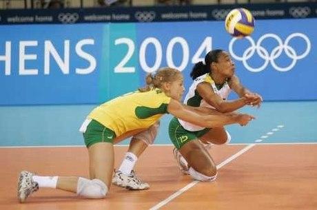 Arlene jogou quatro anos na seleção brasileira