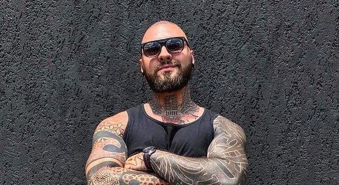 Erik Moraes é de São Paulo