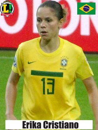 Érika - 6,0 - Zagueira teve atuação segura no sistema defensivo, apesar de não conseguir parar Miedema no primeiro gol holandês.