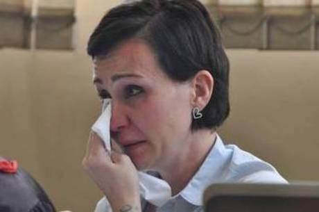 Erika Passarelli foi detida por tráfico de drogas