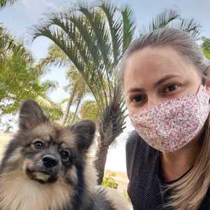 Erika: amor por animais e negócio personalizado e rentável