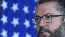'É terrivelmente injusto ver o Brasil como ameaça global', afirma Araújo