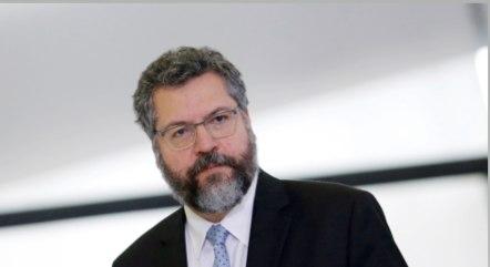 Ministro das Relações Exteriores Ernesto Araújo