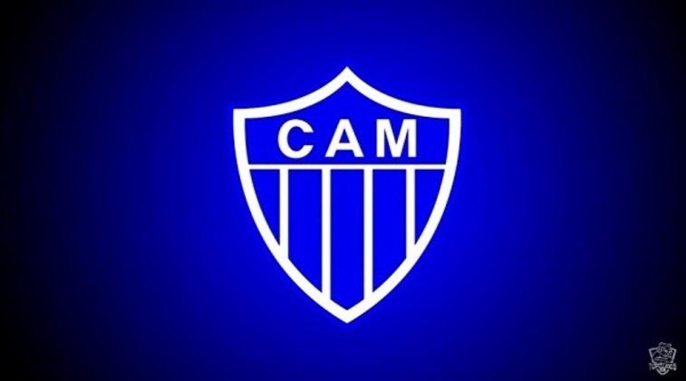 Erro no feitiço do Doutor Estranho? O escudo do Atlético-MG com as cores do Cruzeiro.