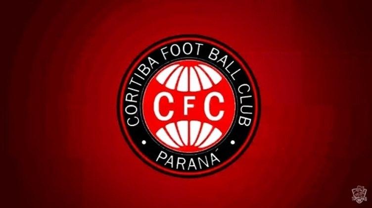 Erro no feitiço do Doutor Estranho? O escudo do Coritiba com as cores do Athletico Paranaense.