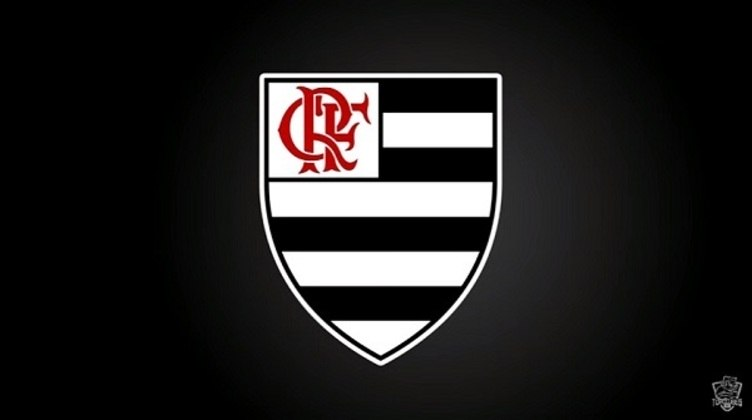 Erro no feitiço do Doutor Estranho? O escudo do Flamengo com as cores do Vasco.