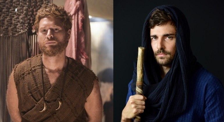 Esaú é o primogênito de Isaque, mas perdeu a sua benção para o irmão, Jacó