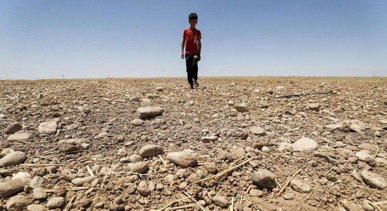 Escassez de água pode levar a uma onda de migração em massa nos próximos anos