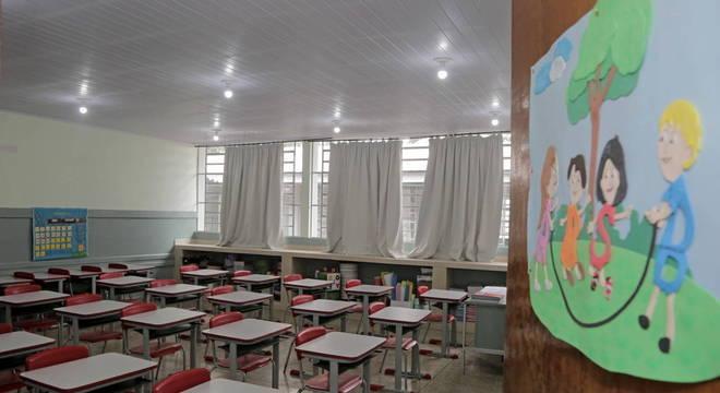 Em São Paulo, pais poderão decidir se filhos terão aulas presenciais ou não