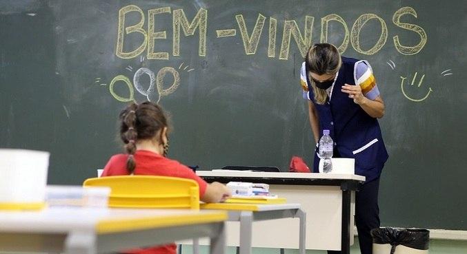 Mães começam hoje trabalho nas escolas municipais de SP