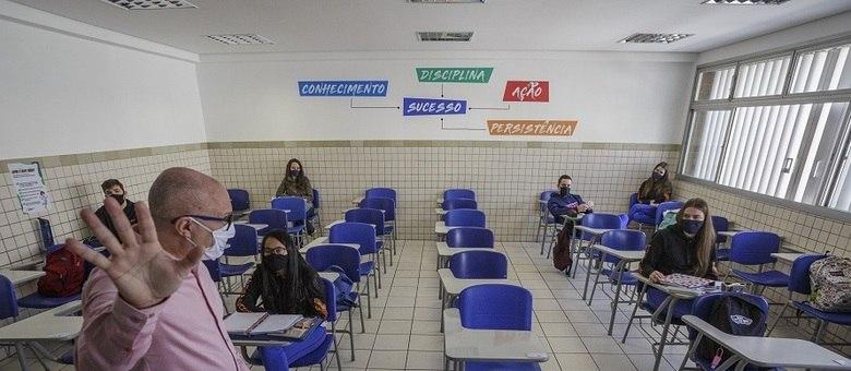Risco de abandono se agrava diante do fechamento prolongado das escolas
