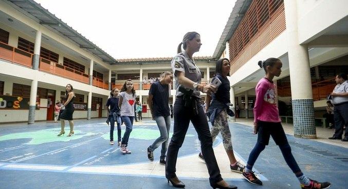 Escolas cívico-militar: lista de locais selecionados sairá no dia 25 de janeiro