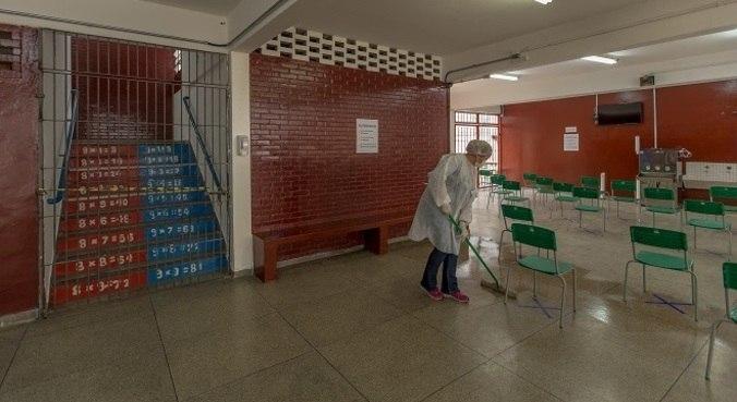 Interrupção das atividades presenciais é determinada pelas autoridades sanitárias