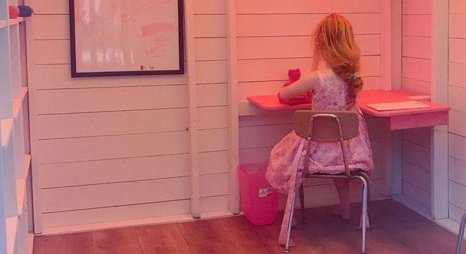 Ixel consegue render mais estudando em sua nova 'sala de aula'