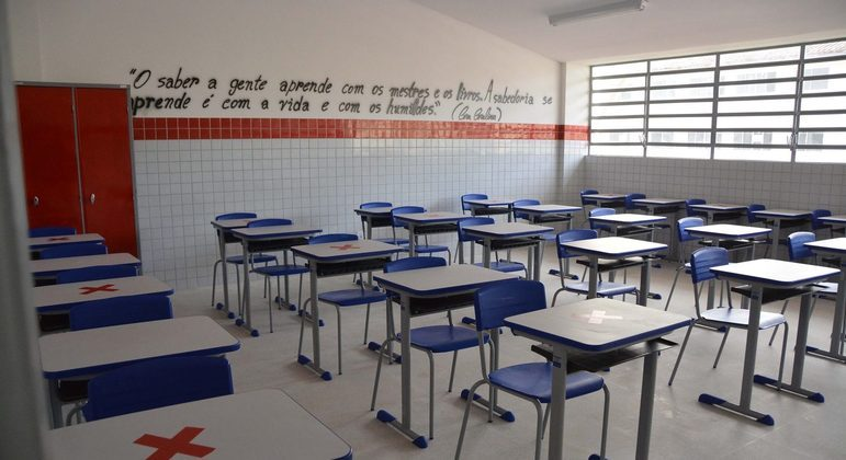 Escola, Educação, Aula