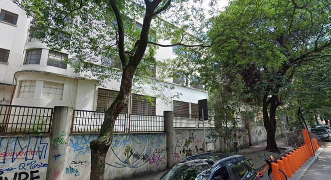 Escola Estadual Godofredo Furtado, localizada em Pinheiros, zona oeste de São Paulo