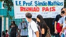 SP contratará 20 mil pais de alunos para atuar nas escolas estaduais
