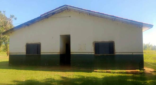 Escola Municipal Indígena Pirakua, em Mato Grosso do Sul