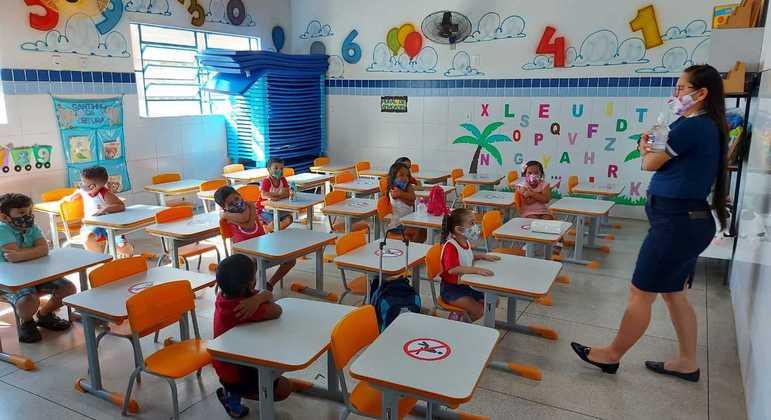 Escola infantil João Pessoa