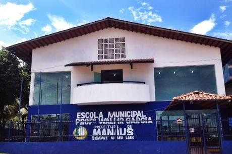 Escola Municipal Waldir Garcia já fazia trabalho de referência em Manaus