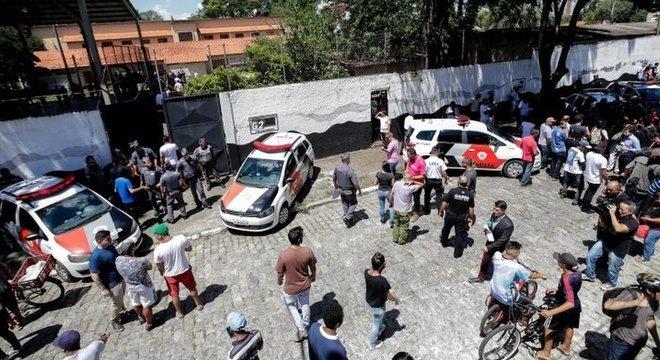 O ataque a tiros na escola estadual Professor Raul Brasil, em Suzano, na Grande São Paulo, nesta quarta-feira chocou o Brasil e o mundo