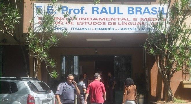 Escola em Suzano (SP) foi palco de massacre na manhã desta quarta-feira (13)