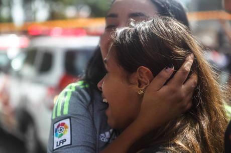 Alunos e funcionária foram alvo de atiradores em Suzano