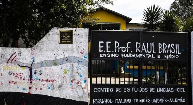 Reforma da E.E. Raul Brasil deverá ser concluída no início de 2020