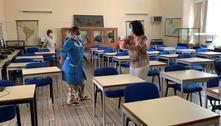 Países europeus mantêm lockdown, mas evitam fechar escolas