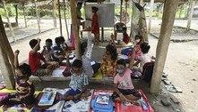 Pandemia deixa 434 milhões crianças sem escolas no Sul da Ásia