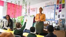 Inglaterra reabre escolas na primeira etapa do desconfinamento