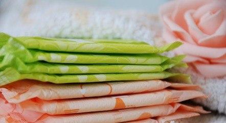 PL prevê distribuição de absorventes higiênicos