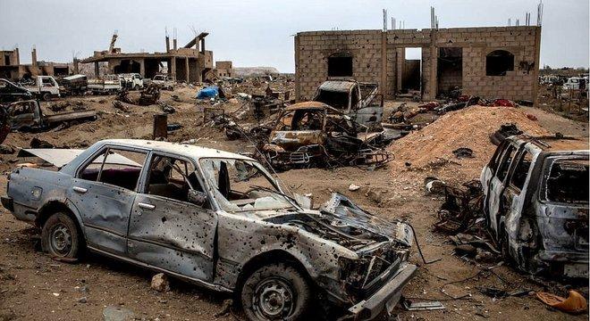 A filha de González e seu genro morreram no ataque curdo contra o último bastião do Estado Islámico em Baghouz