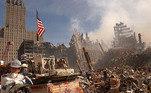 Duas novas vítimas dos ataques de 11 de setembro são identificadasVEJA MAIS