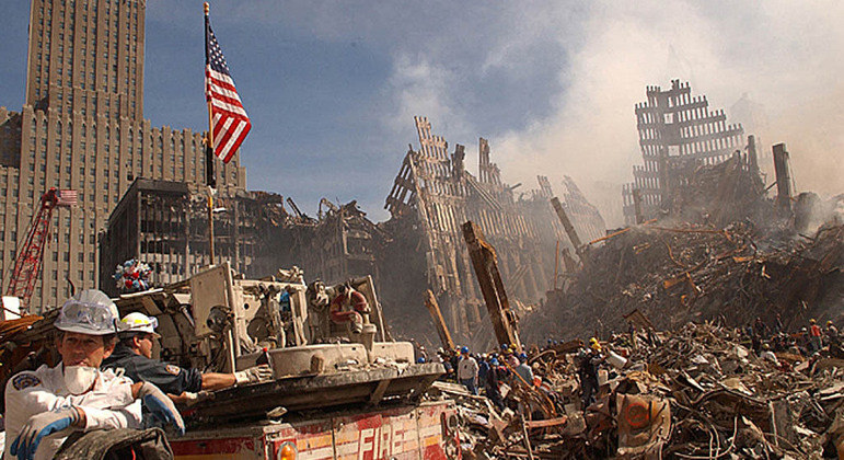 Cerca de 40% das vítimas do 11 de setembro permanecem não identificadas